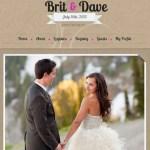 Crea una web fácilmente para tu boda