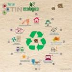 12 consejos para una oficina verde [Infografía]