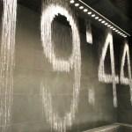 """Increíble """"pantalla de agua"""" en Japón"""