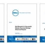 3 ebooks de Dell sobre backups y recuperación de datos