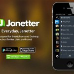 Janetter: Nuevo cliente de Twitter para iPhone, Android, Windows y Mac