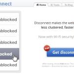 Protege tu seguridad y datos en la web con Disconnect