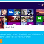 Crea covers para Facebook con el estilo de Windows 8