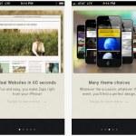Webr y Zapd: Dos apps para crear sitios web desde tu iPhone