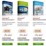 Promoción: Descargar software de Ashampoo valuado en $124.95 GRATIS