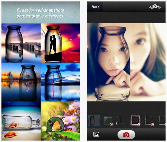 PIP Camera para iPhone