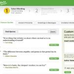 QuotesCover: Crea wallpapers y covers para Facebook y Google+ con citas