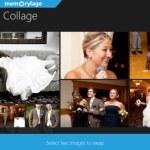 Memorylage: App para crear collages de fotos en Windows 8