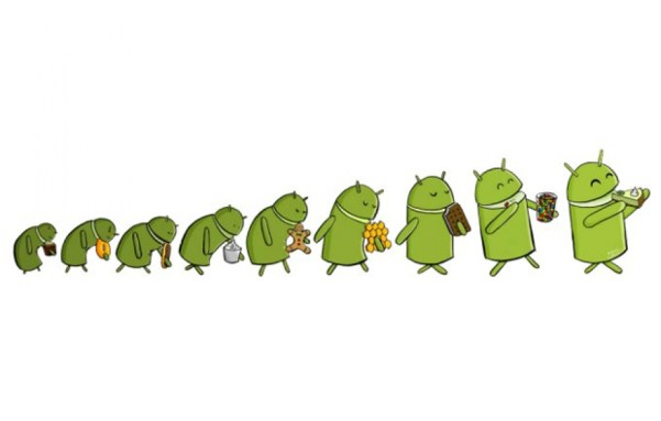 Android sigue batiendo récords