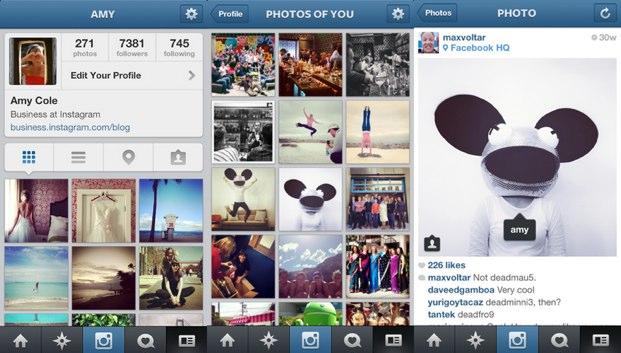 Instagram etiquetado