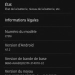 El Sony Xperia S recibe la actualización de Android 4.1.2 Jelly Bean