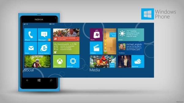 El éxito de Windows Phone 8