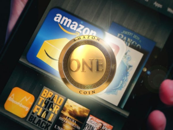 Las monedas virtuales de Amazon