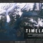 Mapas con animación en time lapse que muestran la evolución de nuestro Planeta