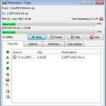 UltraCopier: Copiar archivos más rápido y con la opción de pausar y reanudar [Windows]