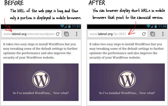 wordpress-short-urls