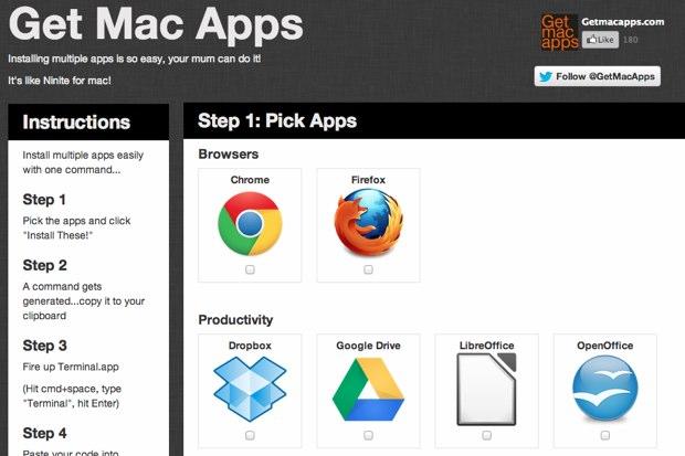 Get Mac Apps
