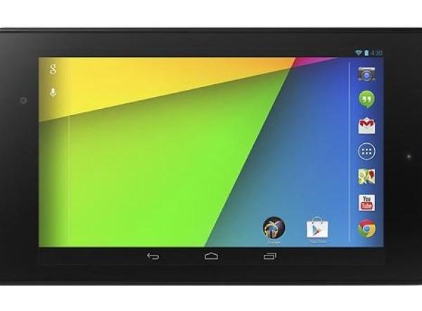 Problemas con la pantalla del nuevo Nexus 7