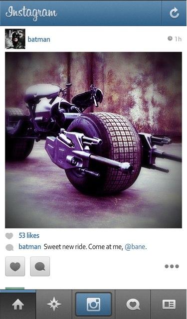 superheroes instagram