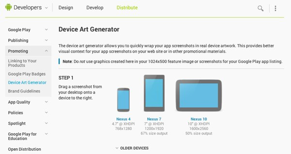 Device Art Generator