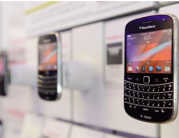 Despidos en BlackBerry