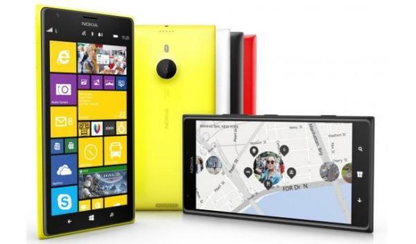 Nuevos Nokia Lumia