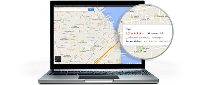 Google Places para negocios