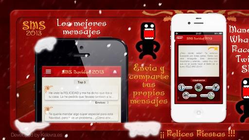 Aplicaciones para felicitar la Navidad