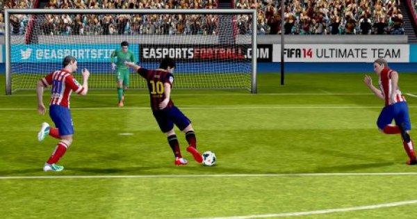 FIFA 14 para Windows Phone