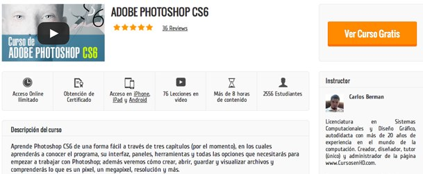 Adobe Photoshop CS6 - Curso