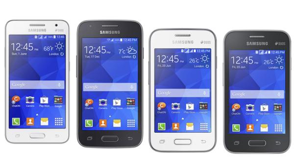 Nuevos moviles de Samsung