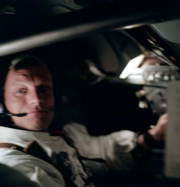 Fotos nunca vistas del Apollo 11