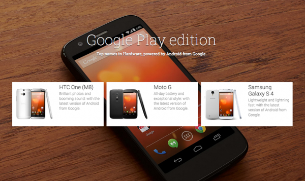 Limpieza en Google Play