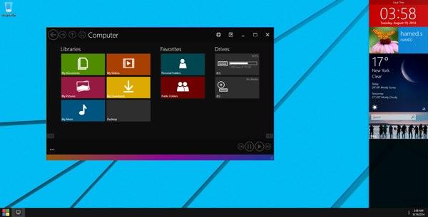 temas para windows 8