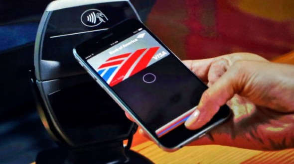 ios 8 apple pay