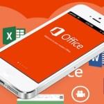 Microsoft Office para móviles gratis ya disponible