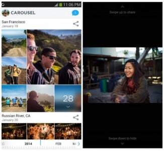 app Carousel