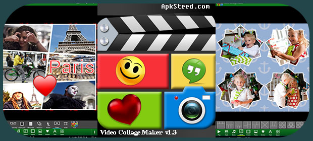 app Creador de Collages de Video