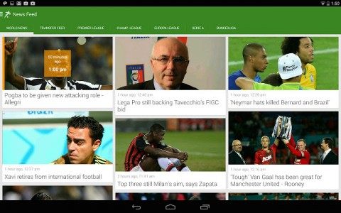 app onefootball
