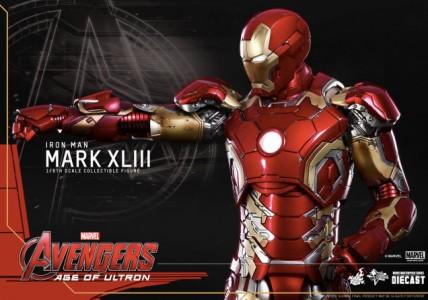 mark xliii iron man 2015
