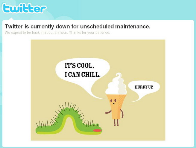 problemas de twitter