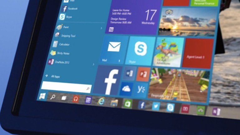 Se viene Windows 10