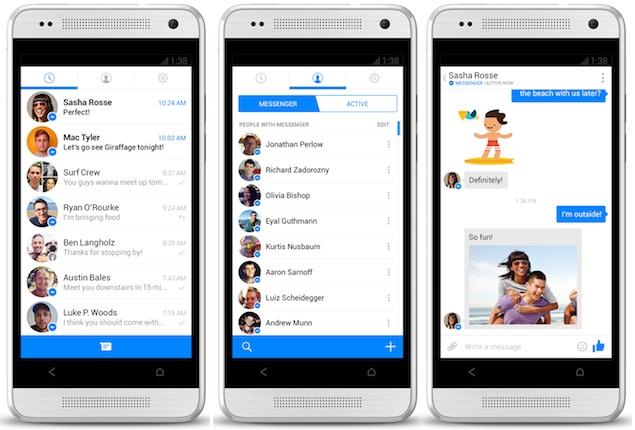 tips para facebook messenger