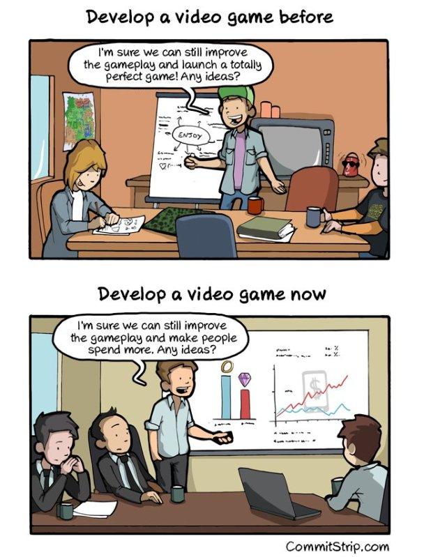 desarrollando juegos humor