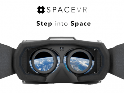 space vr kickstarter