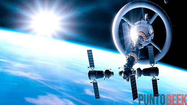 gravedad artificial nave