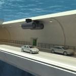 Noruega planea construir los primeros túneles flotantes bajo agua