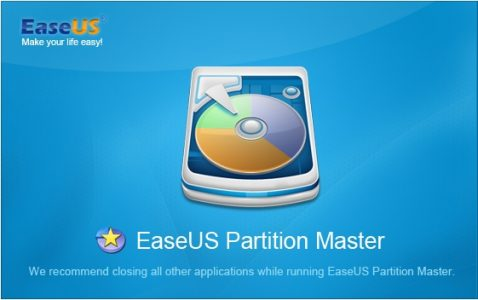 ease us partition master