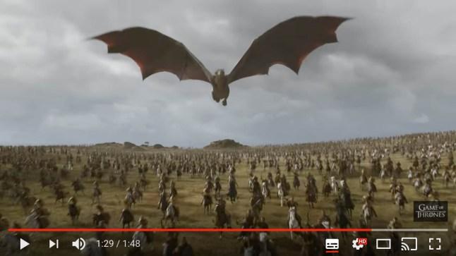 Tráiler oficial de Game of Thrones temporada 7