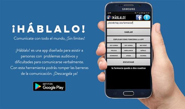 App Hablalo